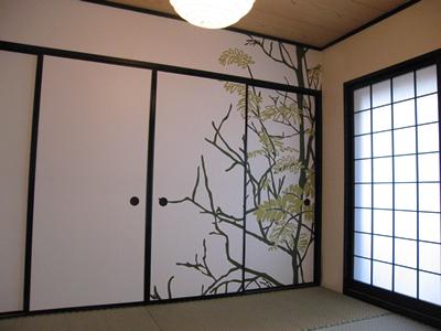 FeatureWalls Mystery Oasis 2260(セミオーダー品) マンションリノベーション/神戸市